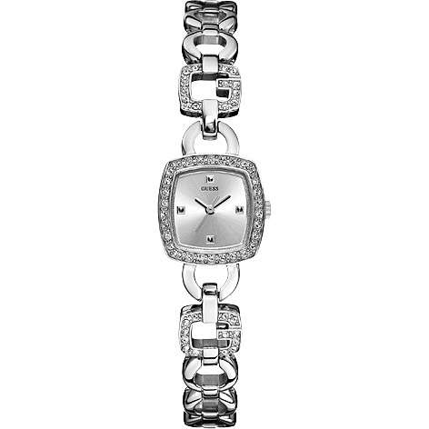 watch only time woman Guess W75058L1