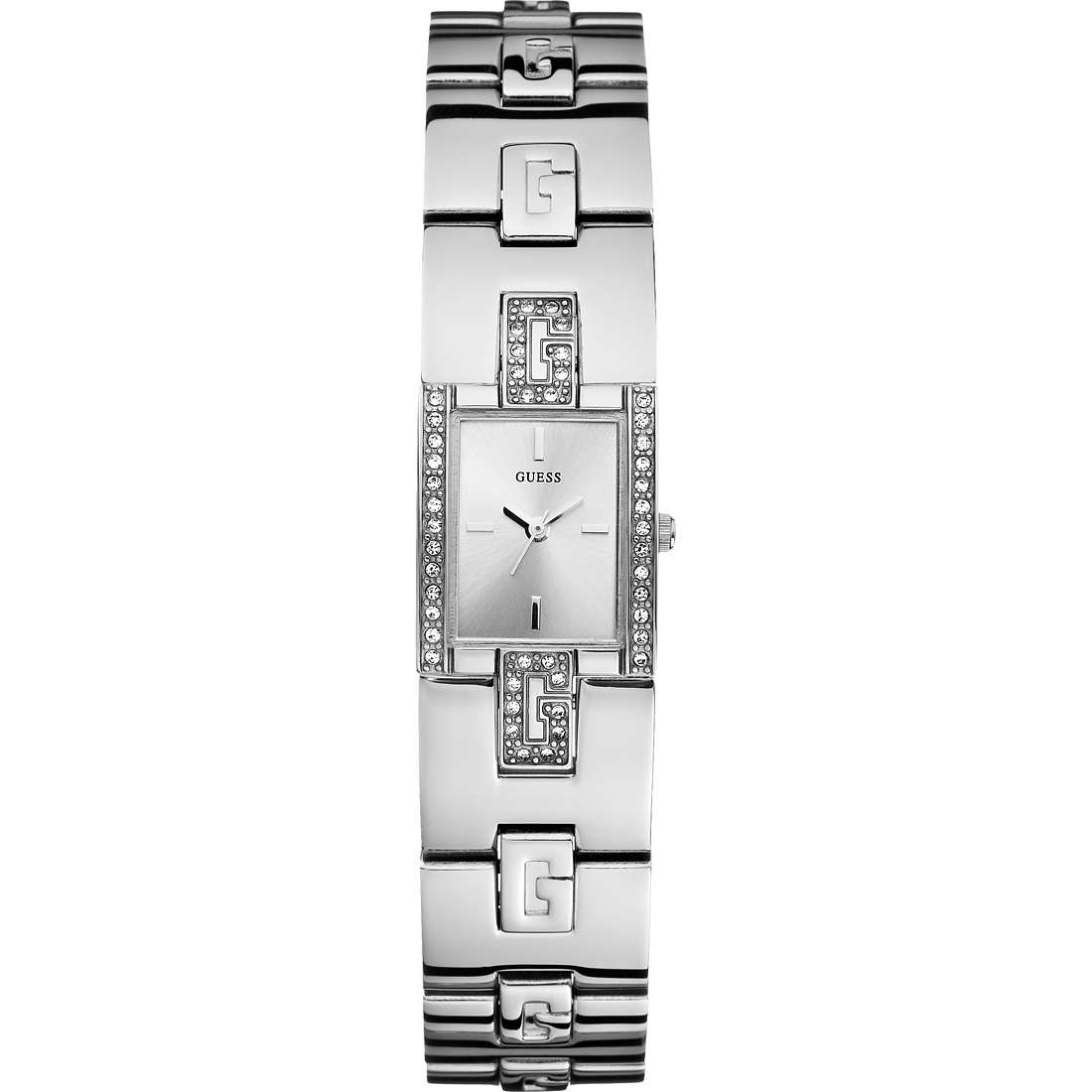watch only time woman Guess W75059L1
