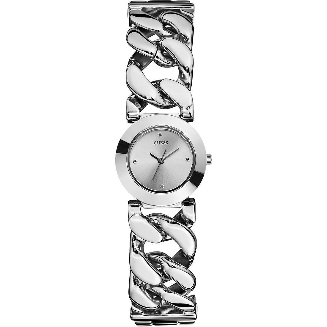 watch only time woman Guess W75060L1