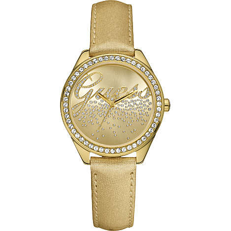 watch only time woman Guess W75063L1
