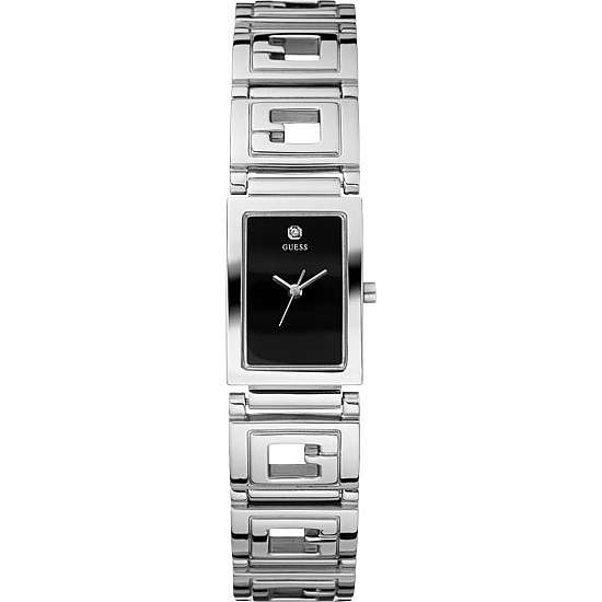 watch only time woman Guess W80030L1