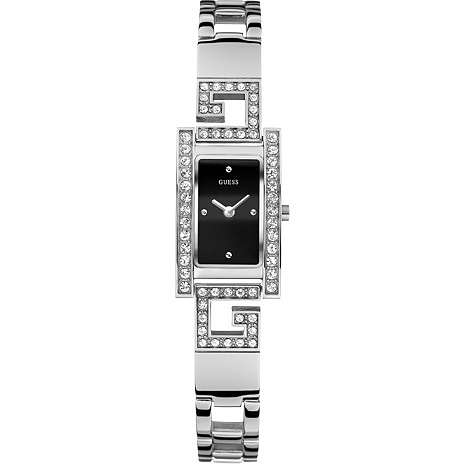watch only time woman Guess W80031L2