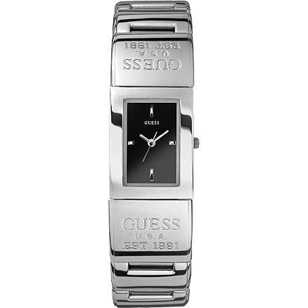 watch only time woman Guess W80034L2