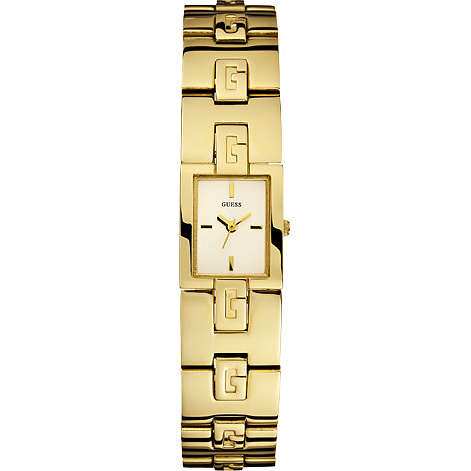 watch only time woman Guess W80071L1