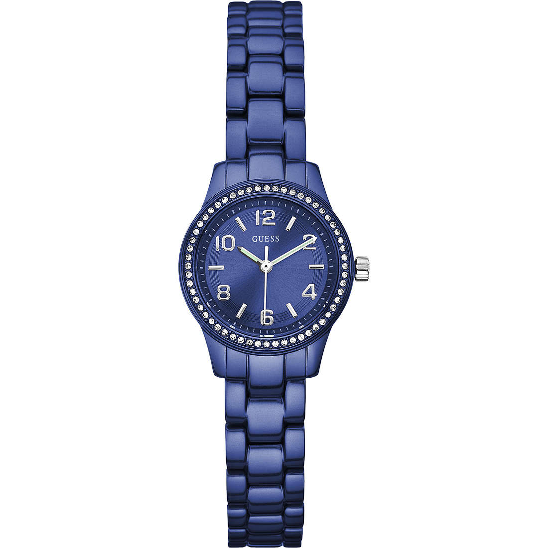 watch only time woman Guess W80074L2