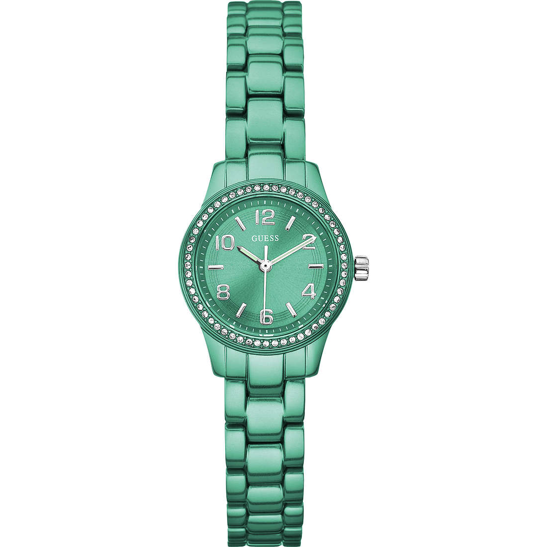 watch only time woman Guess W80074L4