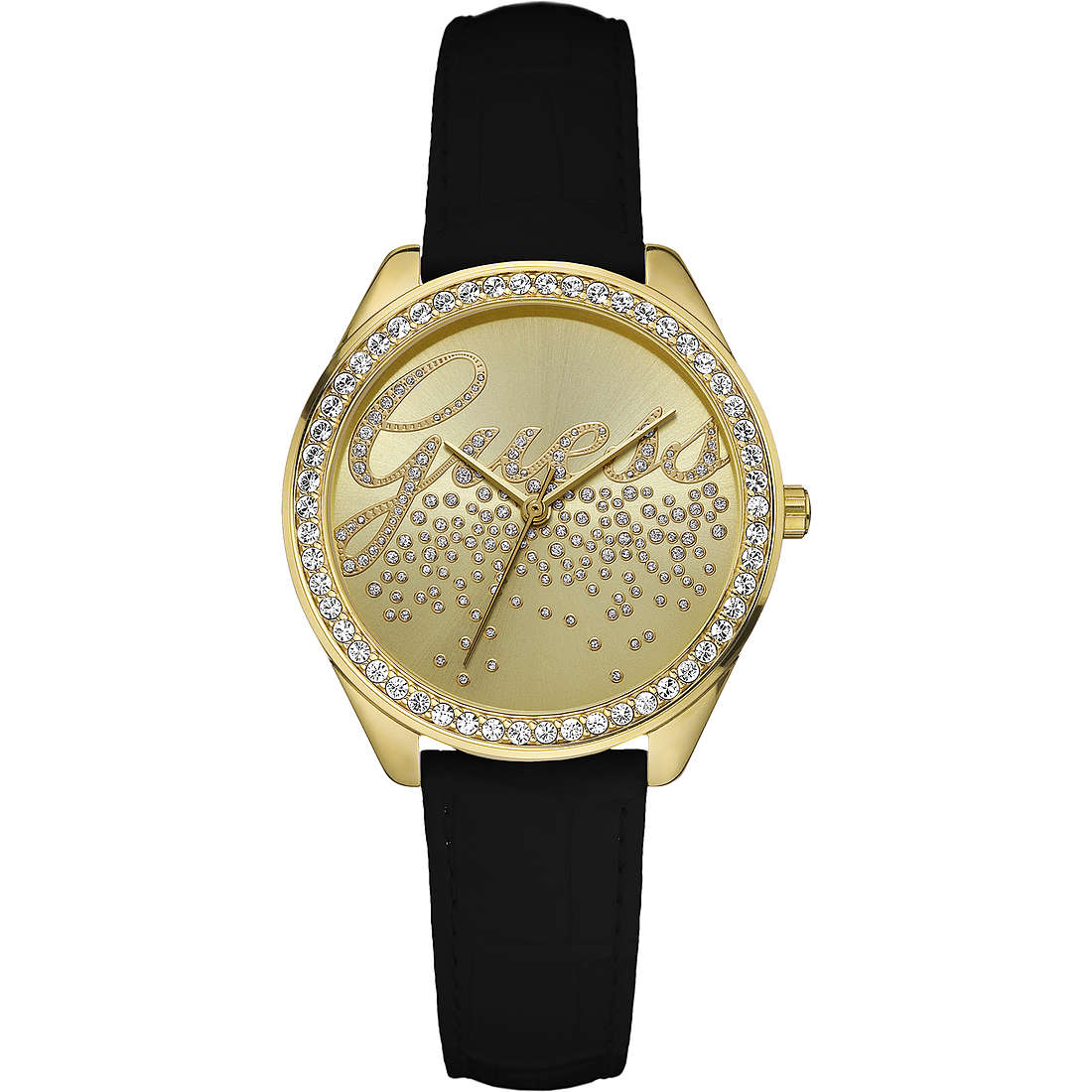 watch only time woman Guess W85038L5