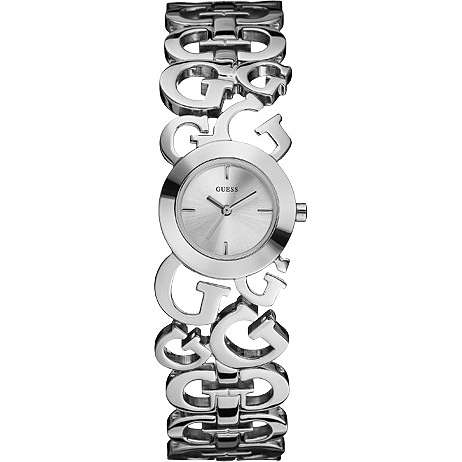 watch only time woman Guess W85061L1