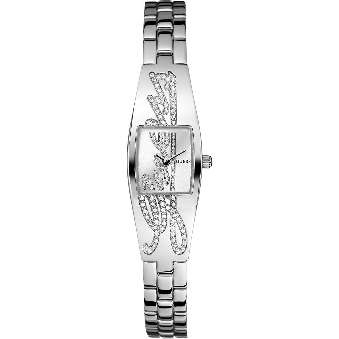 watch only time woman Guess W85064L1