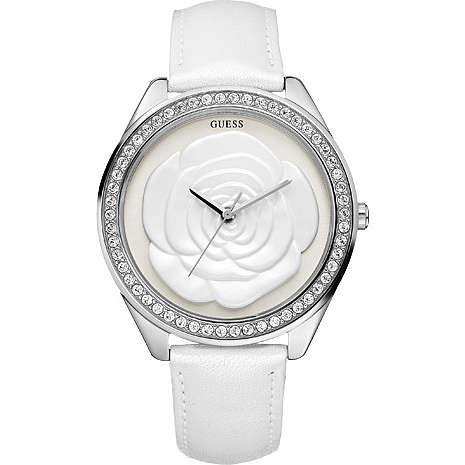 watch only time woman Guess W85075L1