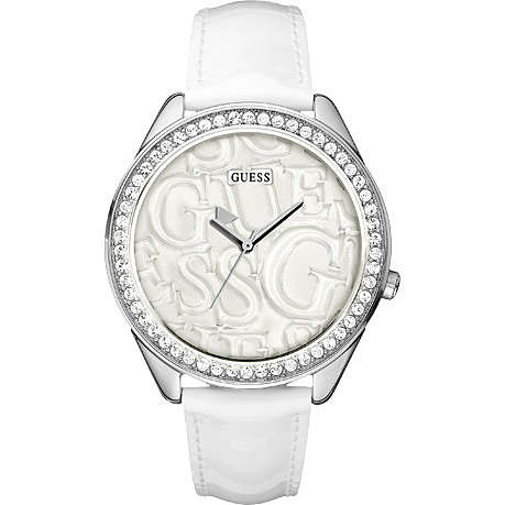 watch only time woman Guess W85098L1