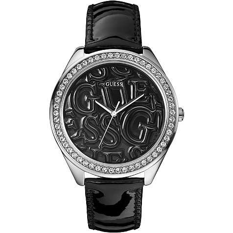 watch only time woman Guess W85098L4
