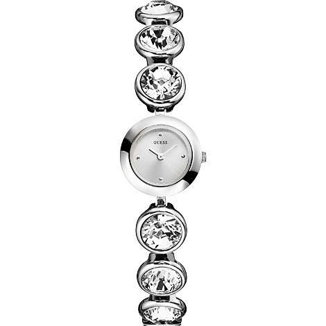 watch only time woman Guess W85101L1