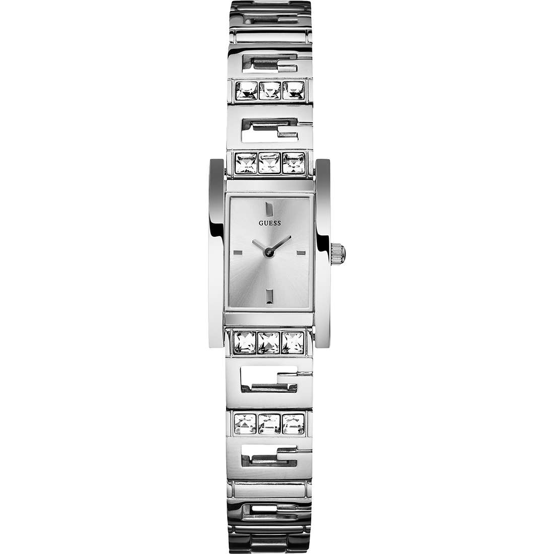 watch only time woman Guess W85119L1