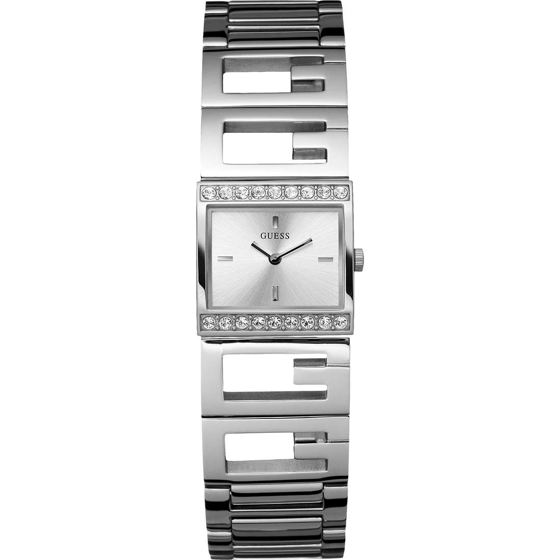 watch only time woman Guess W90064L1