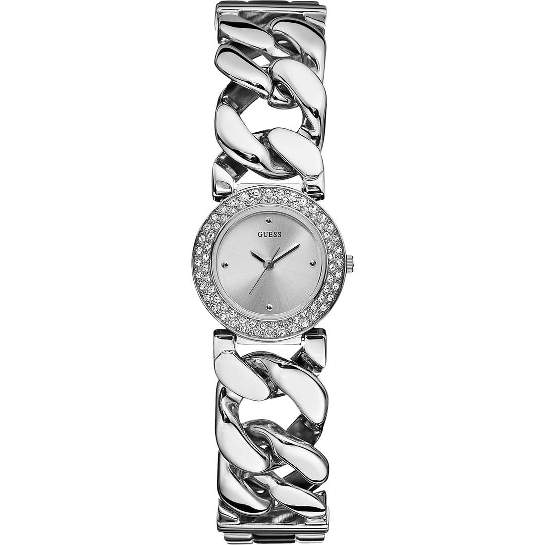 watch only time woman Guess W90081L1