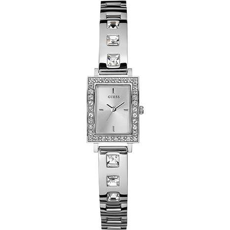 watch only time woman Guess W95030L1