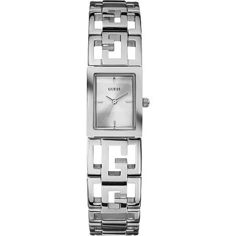 watch only time woman Guess W95072L1