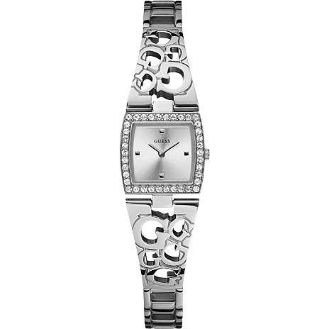 watch only time woman Guess W95082L1