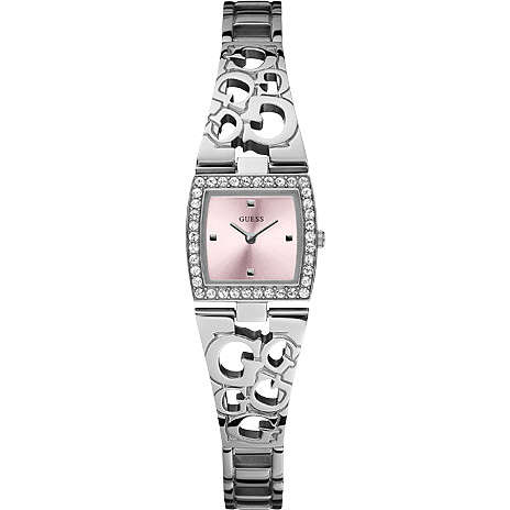 watch only time woman Guess W95082L2