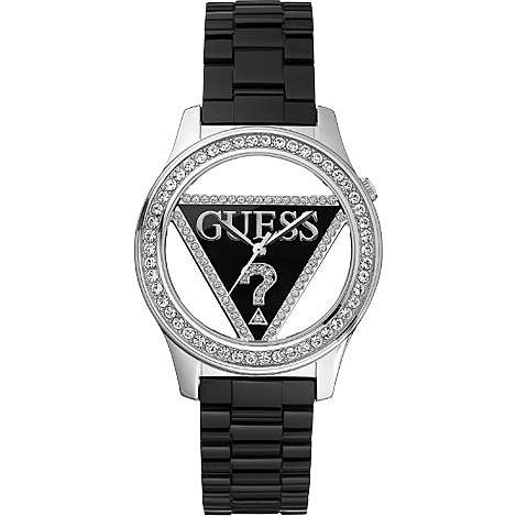 watch only time woman Guess W95105L2