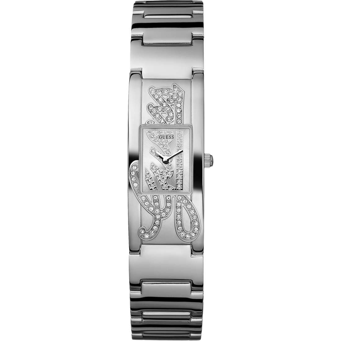 watch only time woman Guess W95109L1