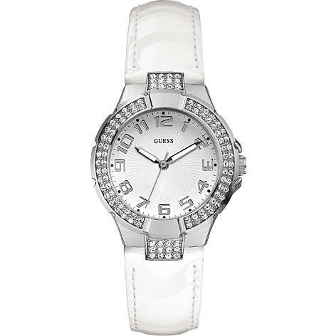 watch only time woman Guess W95137L1