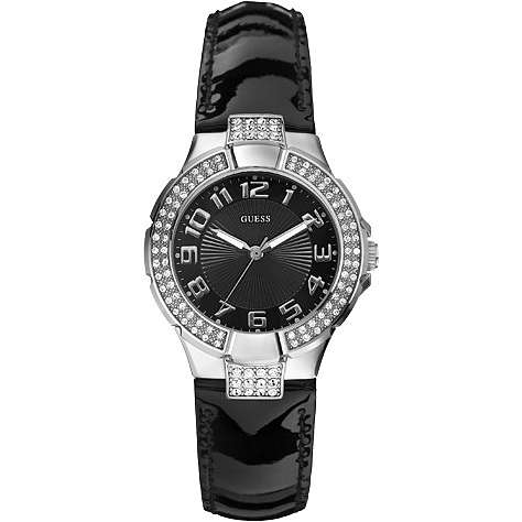 watch only time woman Guess W95137L2
