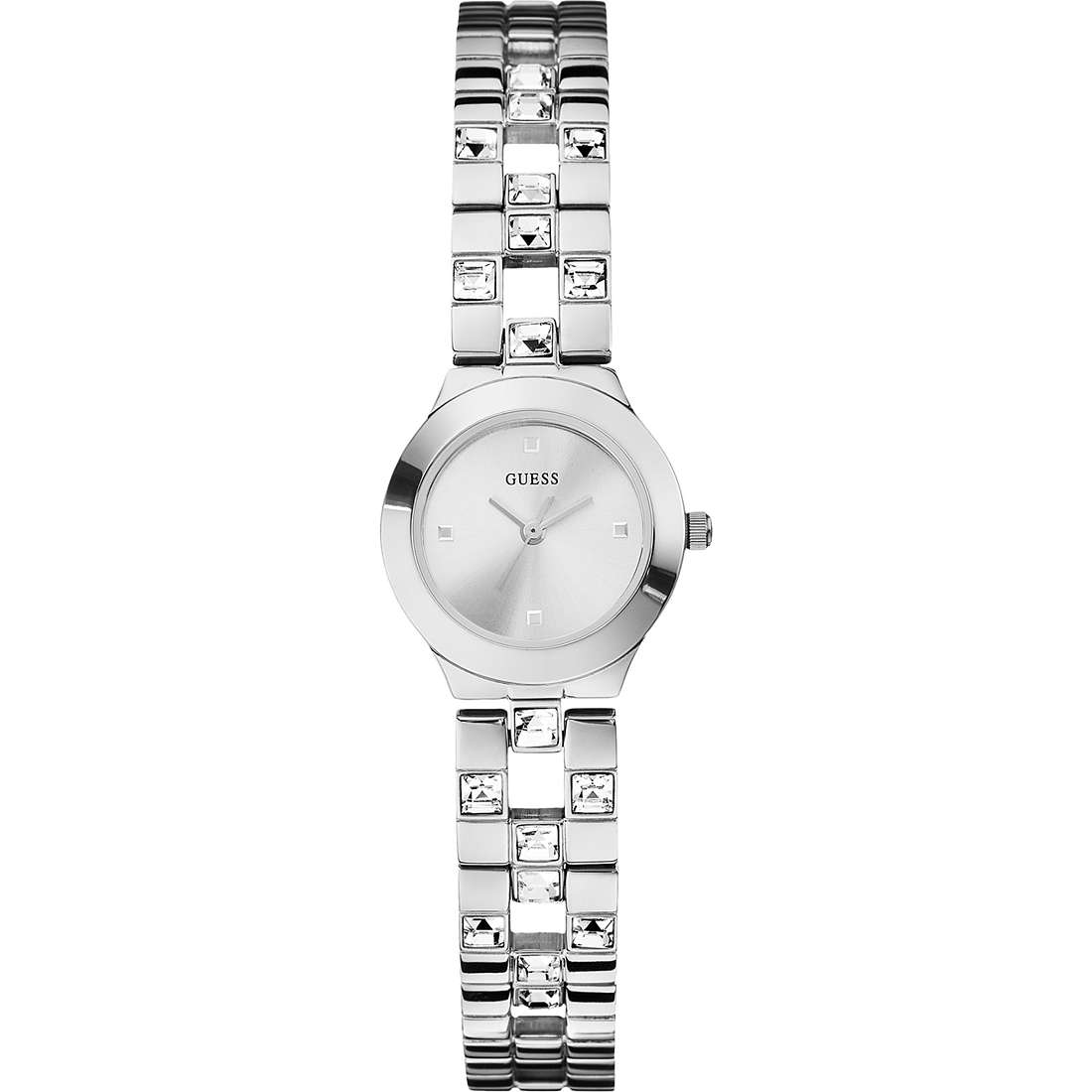 watch only time woman Guess W95140L1