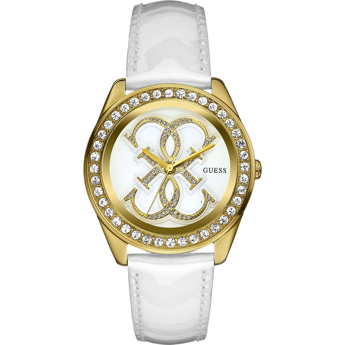 watch only time woman Guess W95144L1