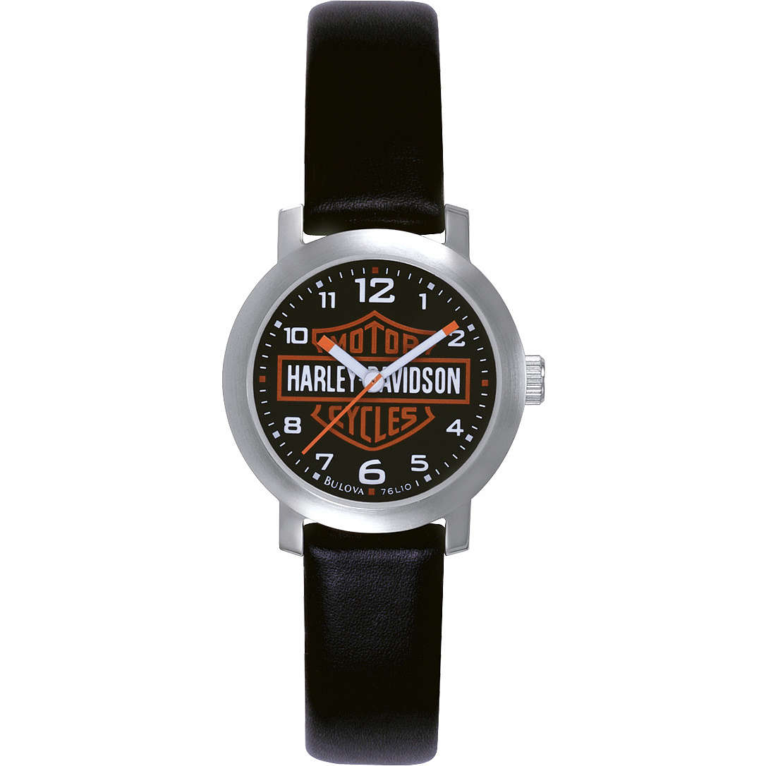 watch only time woman Harley Davidson 76L10
