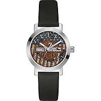 watch only time woman Harley Davidson 76L174