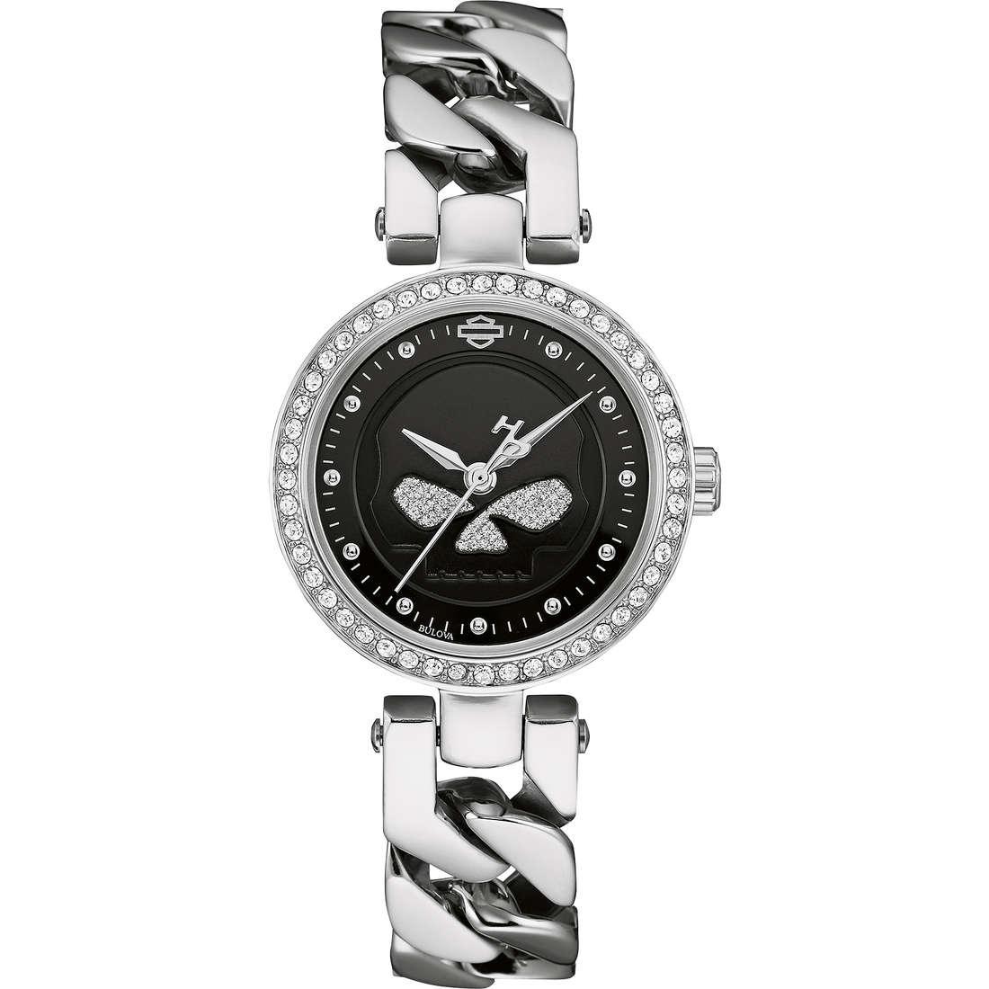 watch only time woman Harley Davidson 76L178