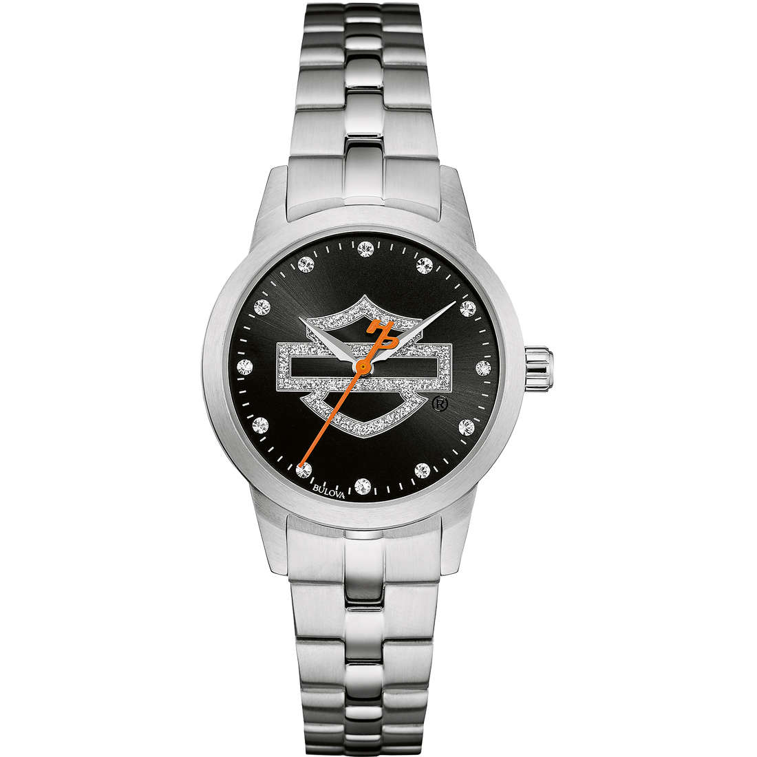 watch only time woman Harley Davidson 76L182