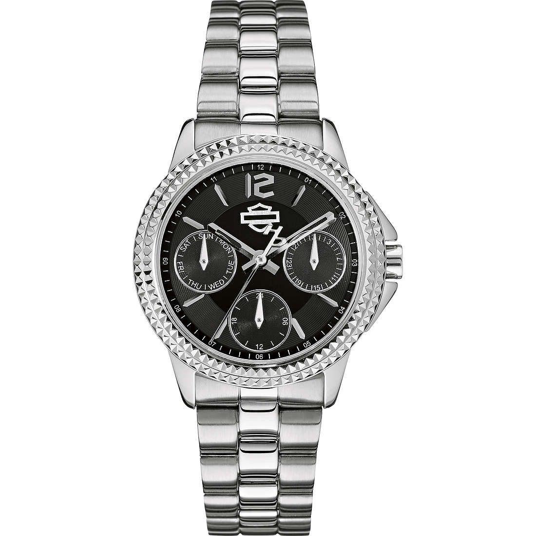 watch only time woman Harley Davidson 76N101