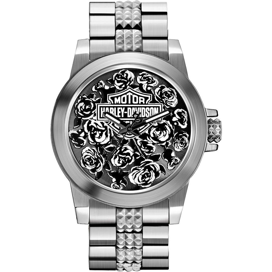 watch only time woman Harley Davidson 78L115