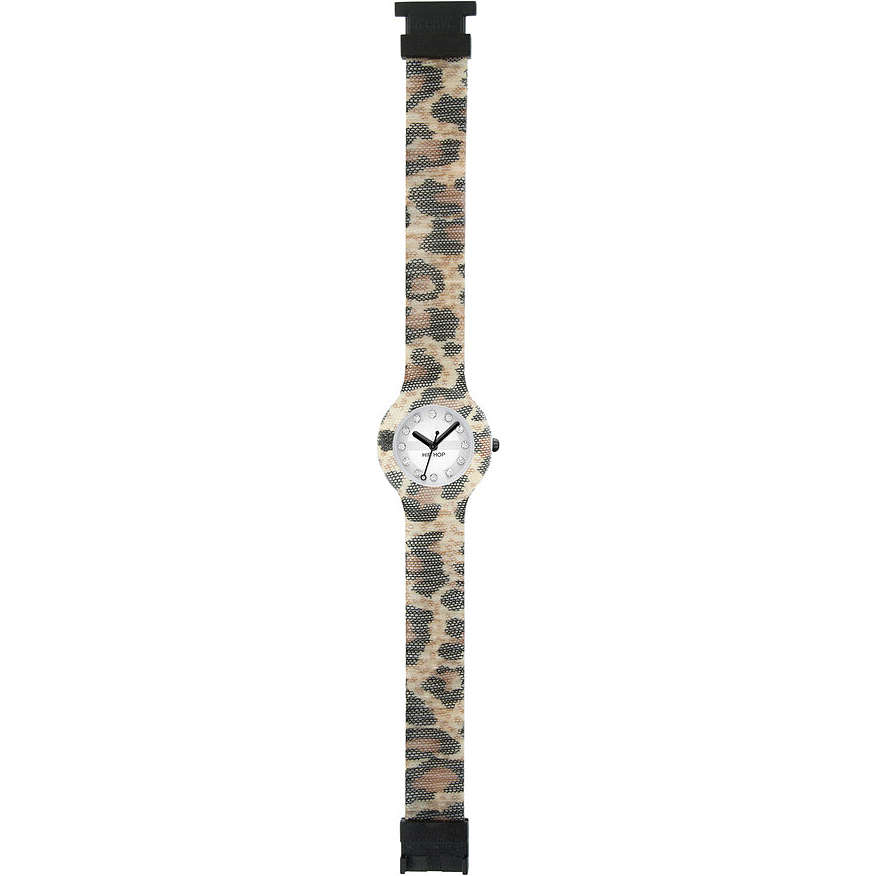 watch only time woman Hip Hop Animalier HWU0357