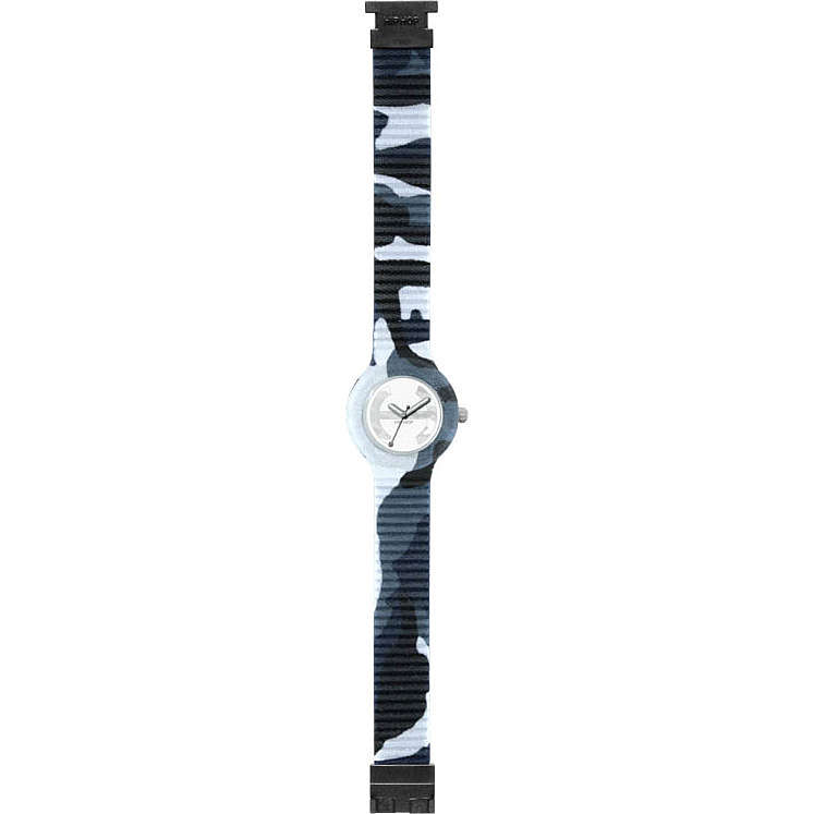 watch only time woman Hip Hop CAMOUFLAGE HWU0362