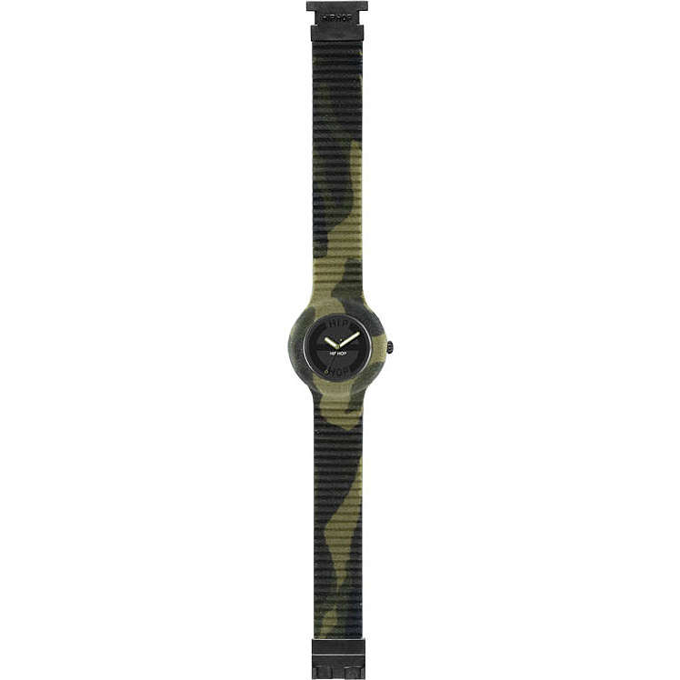 watch only time woman Hip Hop CAMOUFLAGE HWU0364