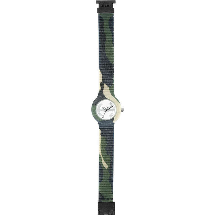 watch only time woman Hip Hop CAMOUFLAGE HWU0366