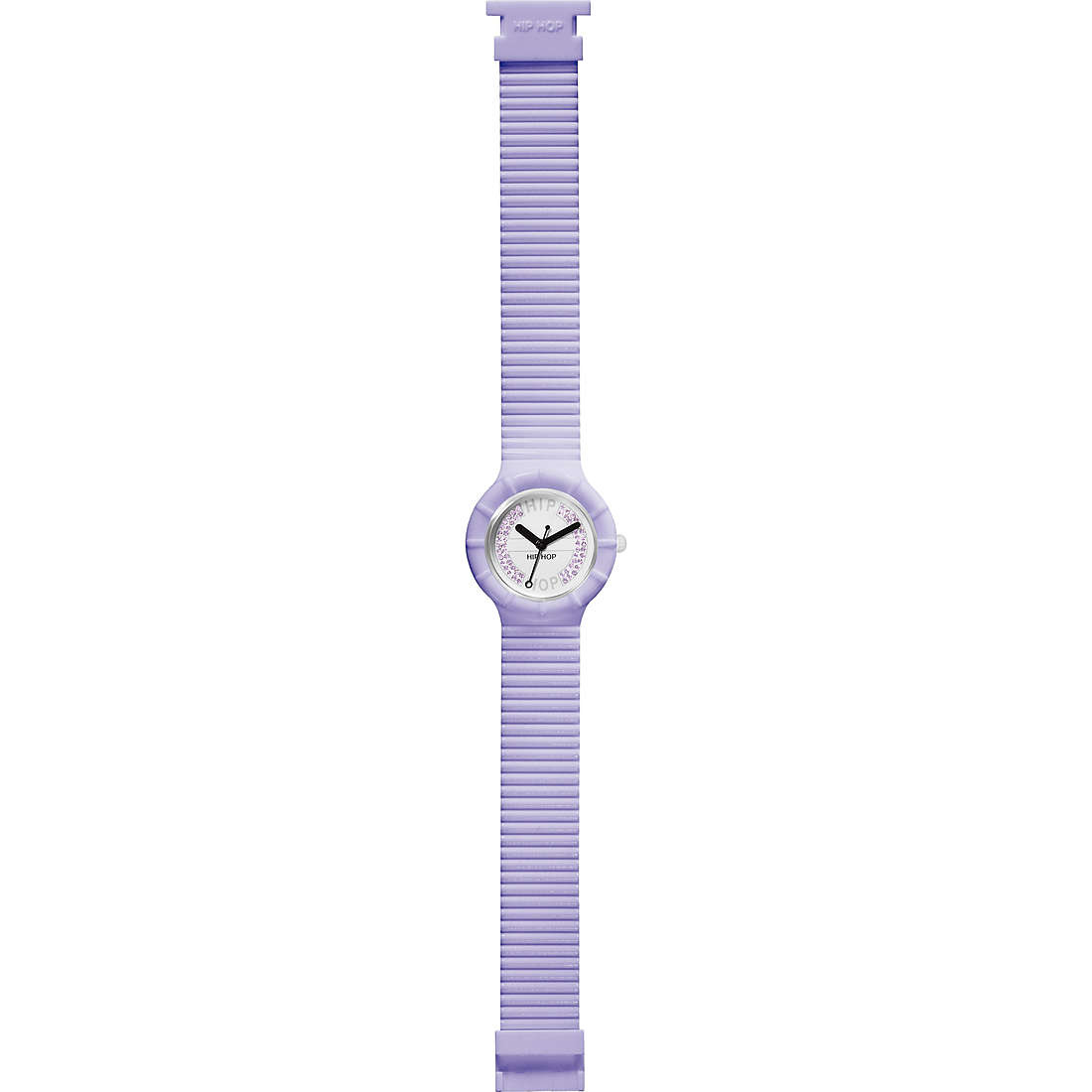 watch only time woman Hip Hop Crystal Candy HWU0386