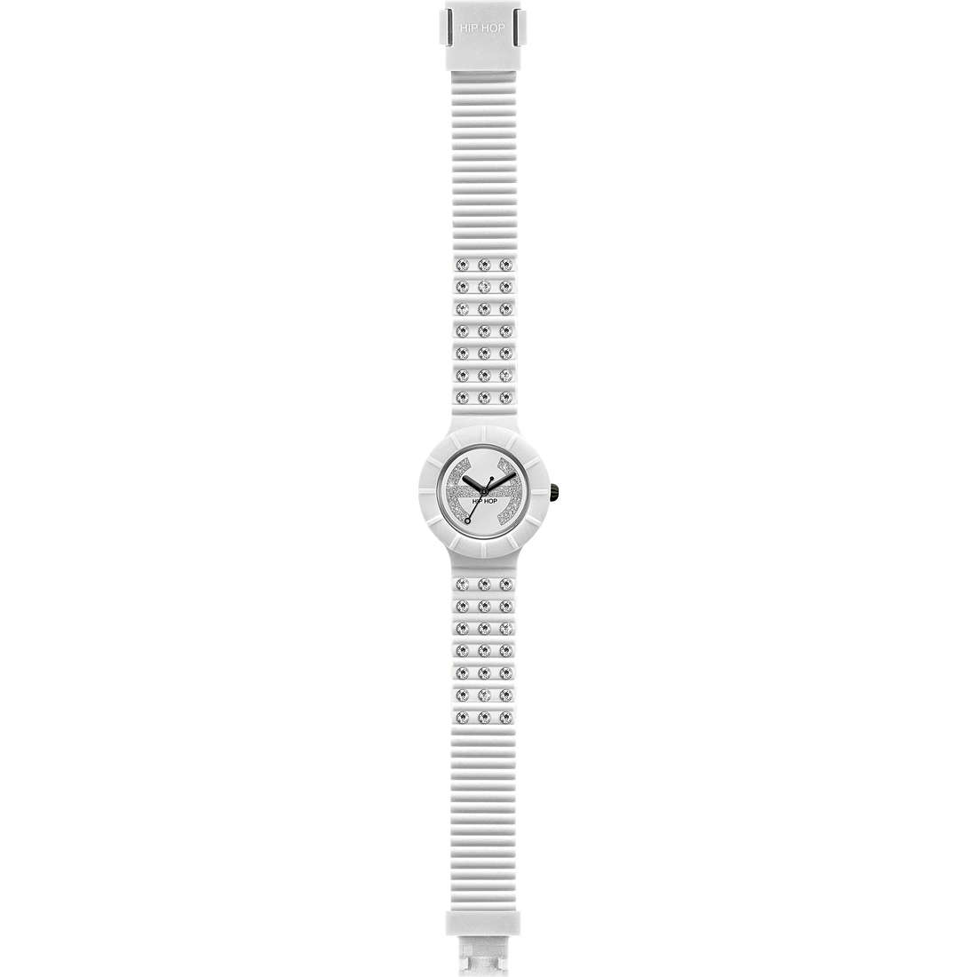 watch only time woman Hip Hop Crystal HWU0485