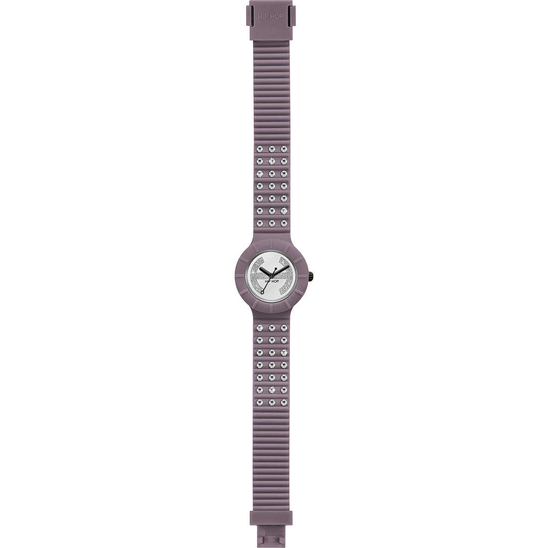 watch only time woman Hip Hop Crystal HWU0487