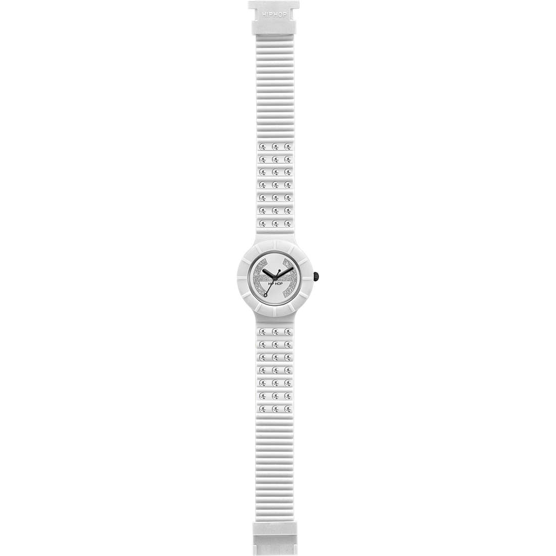 watch only time woman Hip Hop Crystals HWU0389