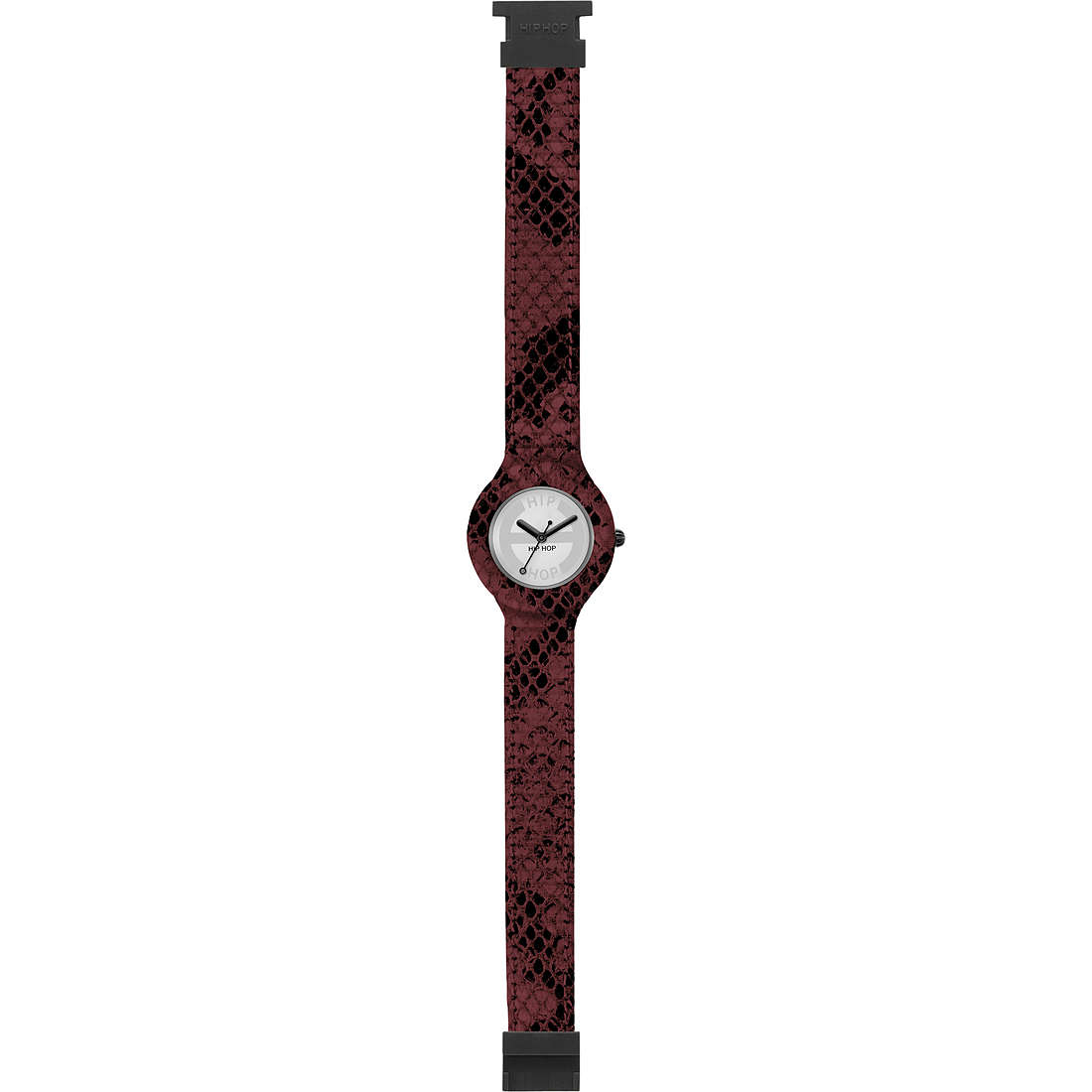 watch only time woman Hip Hop Leather HWU0415