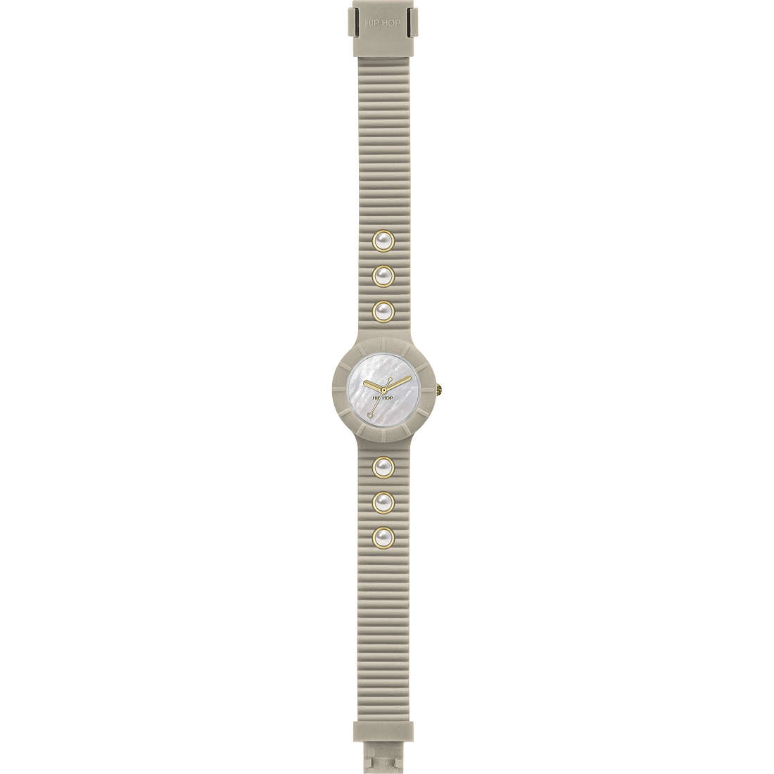 watch only time woman Hip Hop Pearls HWU0495