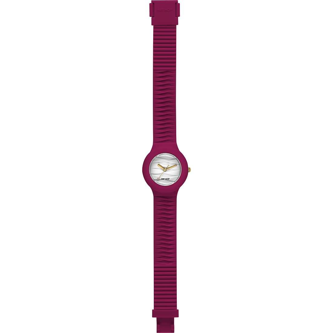 watch only time woman Hip Hop Sensoriality HWU0510
