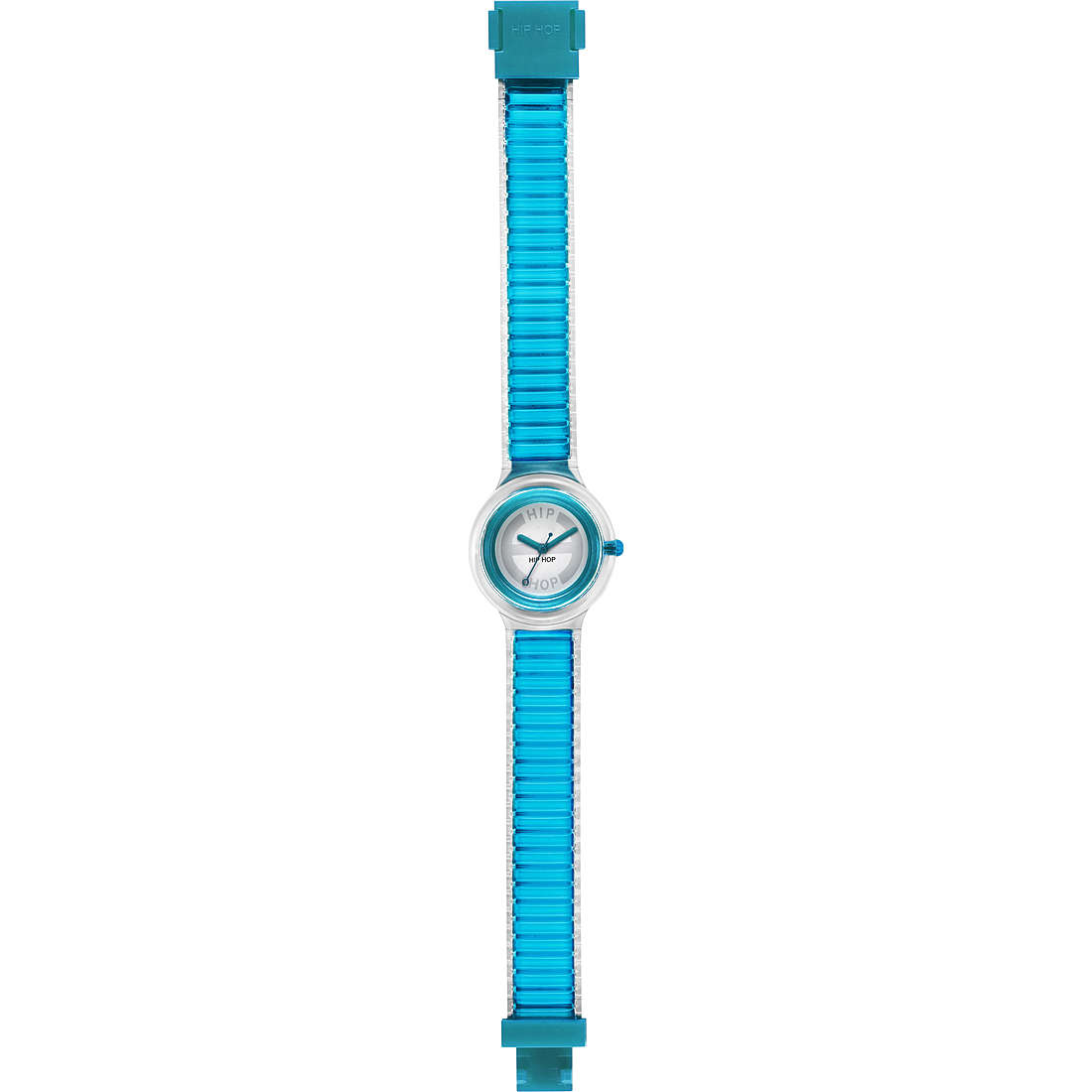 watch only time woman Hip Hop Sheer Colors HWU0448
