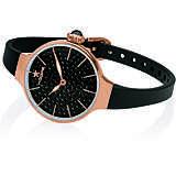 watch only time woman Hoops Cherié Diamonds 160 2593LBG01