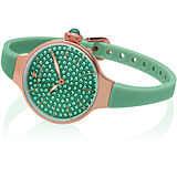 watch only time woman Hoops Cherié Diamonds 160 2593LBG03